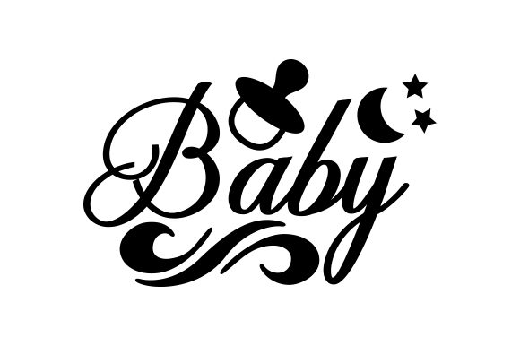 Baby Quotes Craft Cut File By Creative Fabrica Crafts