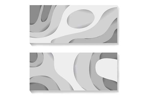 Background Paper Cut 3d Texture Graphic By Rohmar Creative Fabrica