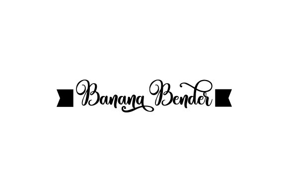 Download Free Banana Bender Svg Cut File By Creative Fabrica Crafts Creative for Cricut Explore, Silhouette and other cutting machines.