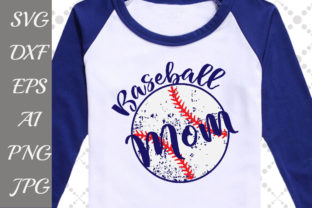 Download Free Baseball Mom Svg Graphic By Prettydesignstudio Creative Fabrica for Cricut Explore, Silhouette and other cutting machines.