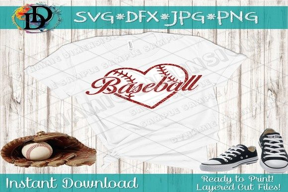 Download Free Baseball Svg Graphic By Dynamicdimensions Creative Fabrica for Cricut Explore, Silhouette and other cutting machines.
