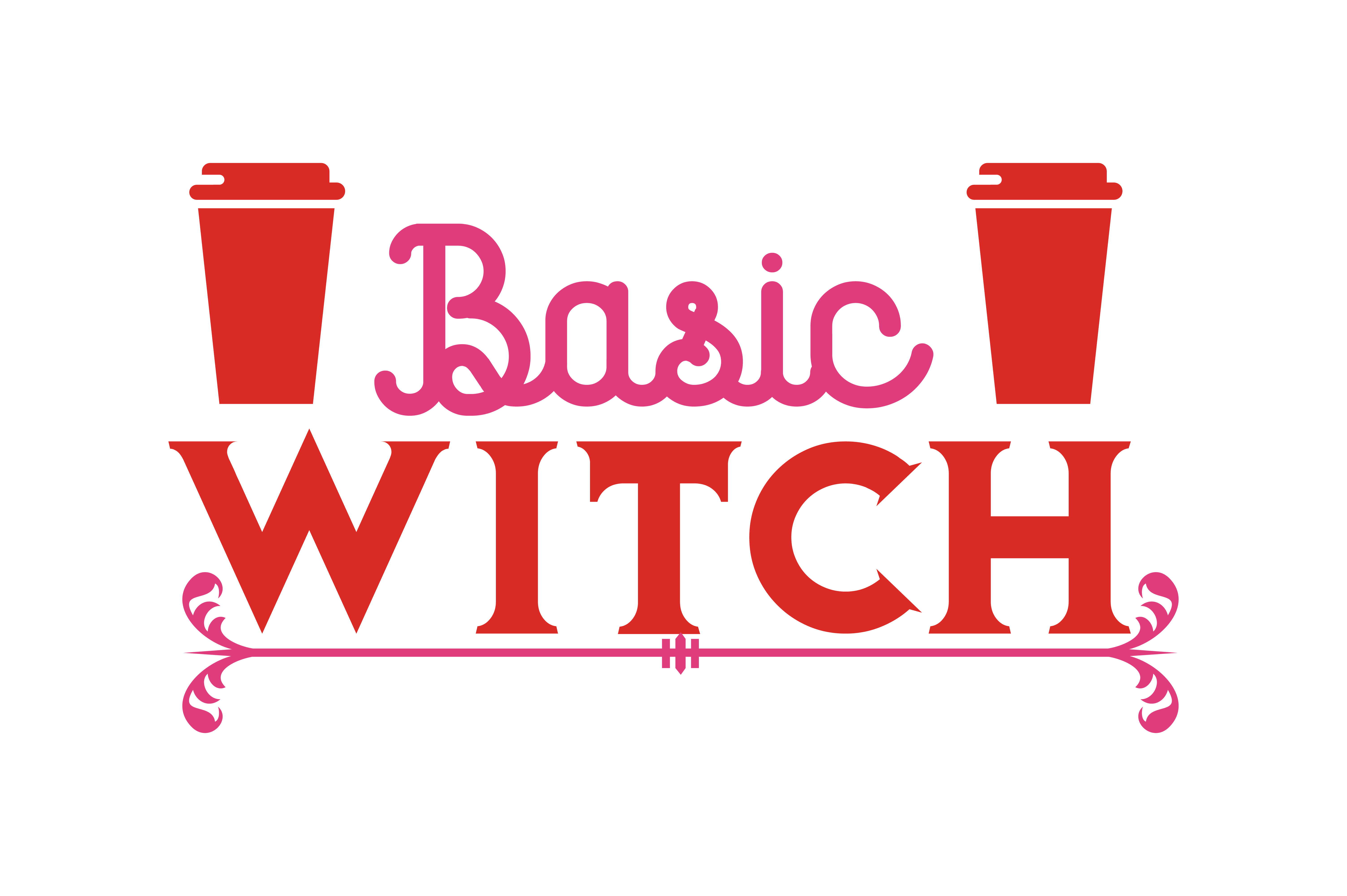 Download Free Basic Witch Quote Svg Cut Graphic By Thelucky Creative Fabrica for Cricut Explore, Silhouette and other cutting machines.