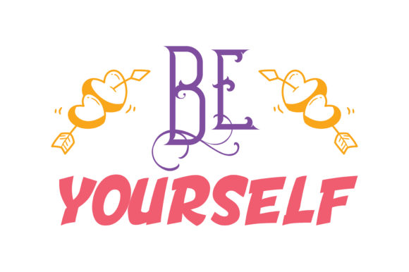 Download Free Be Yourself Quote Svg Cut Grafico Por Thelucky Creative Fabrica for Cricut Explore, Silhouette and other cutting machines.