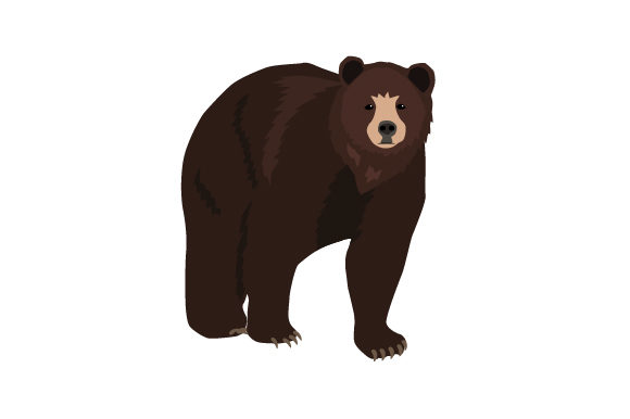 Download Free Bear Svg Cut File By Creative Fabrica Crafts Creative Fabrica for Cricut Explore, Silhouette and other cutting machines.
