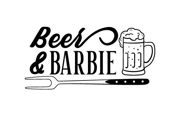 Download Free Beer Barbie Svg Cut File By Creative Fabrica Crafts Creative for Cricut Explore, Silhouette and other cutting machines.