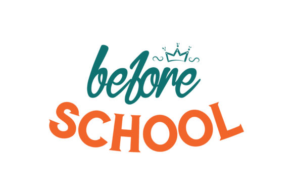 Before School Quote Svg Cut Graphic By Thelucky Creative Fabrica