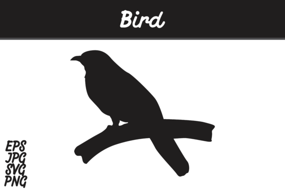 Download Free Bird Silhouette Svg Vector Image Graphic By Arief Sapta Adjie for Cricut Explore, Silhouette and other cutting machines.