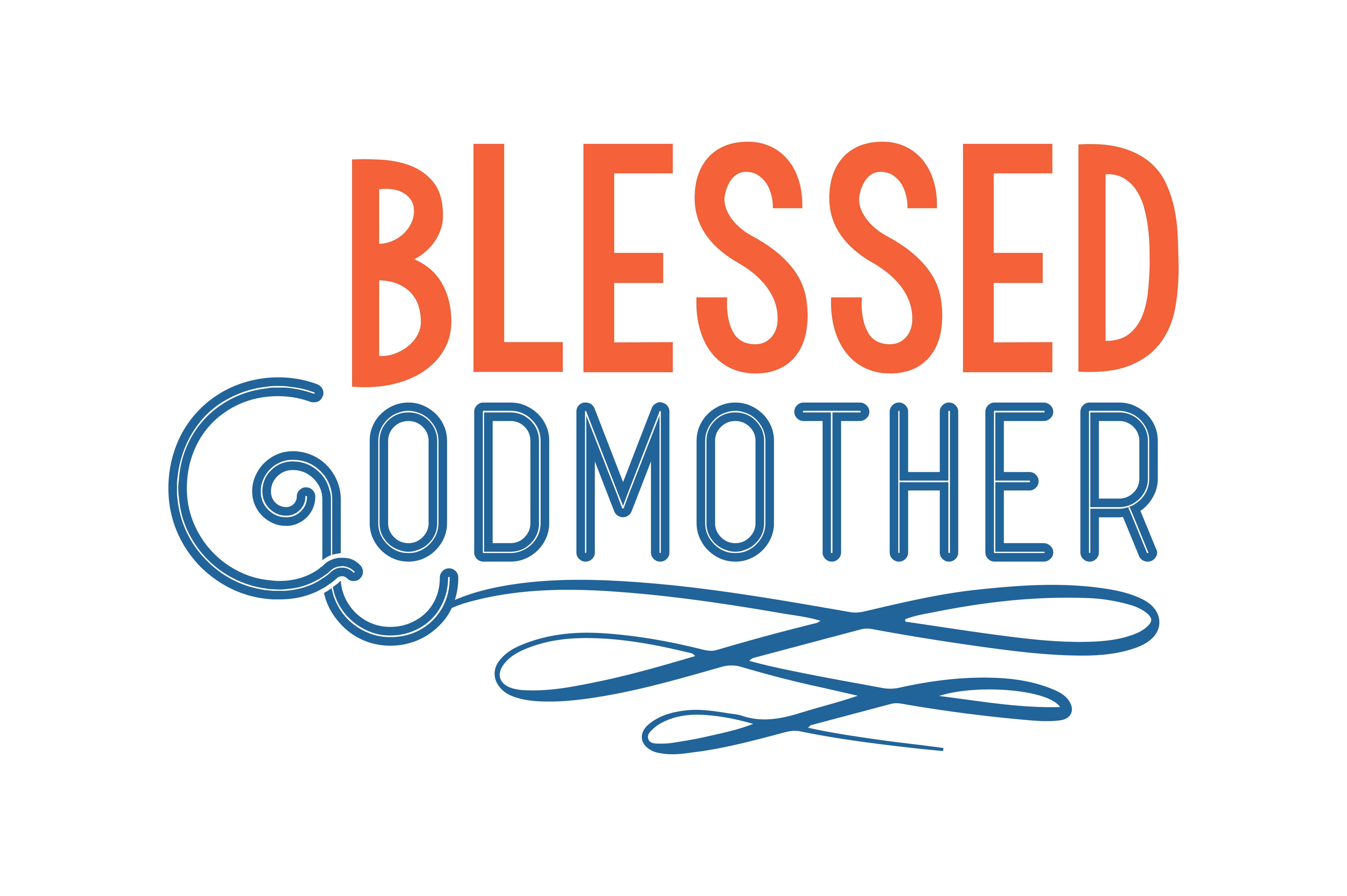 Download Free Blessed Godmother Quote Svg Cut Graphic By Thelucky Creative SVG Cut Files