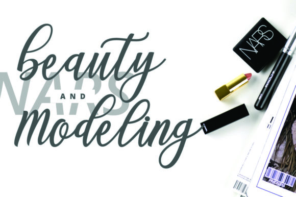 Print on Demand: Blessed Script & Handwritten Font By Musafir LAB - Image 3