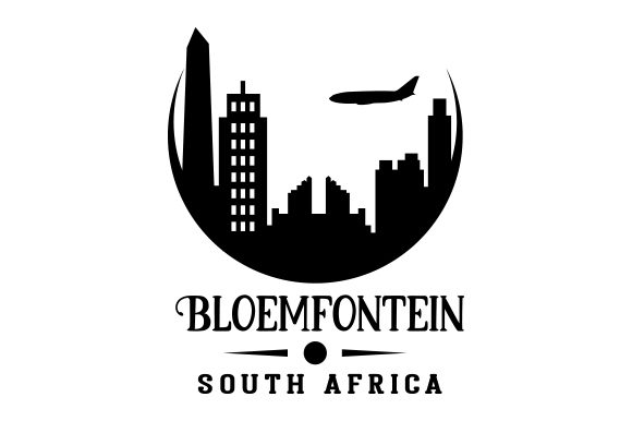 Bloemfontein South Africa Craft Cut File By Creative Fabrica Crafts