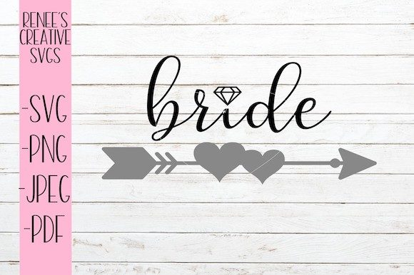 Bride Graphic By Reneescreativesvgs Creative Fabrica