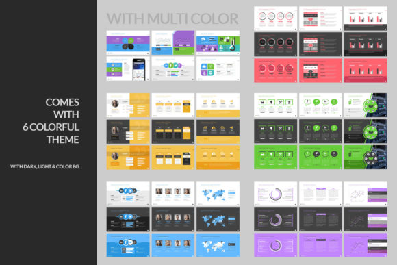 Print on Demand: Business PowerPoint Presentation Graphic Presentation Templates By ContestDesign - Image 5