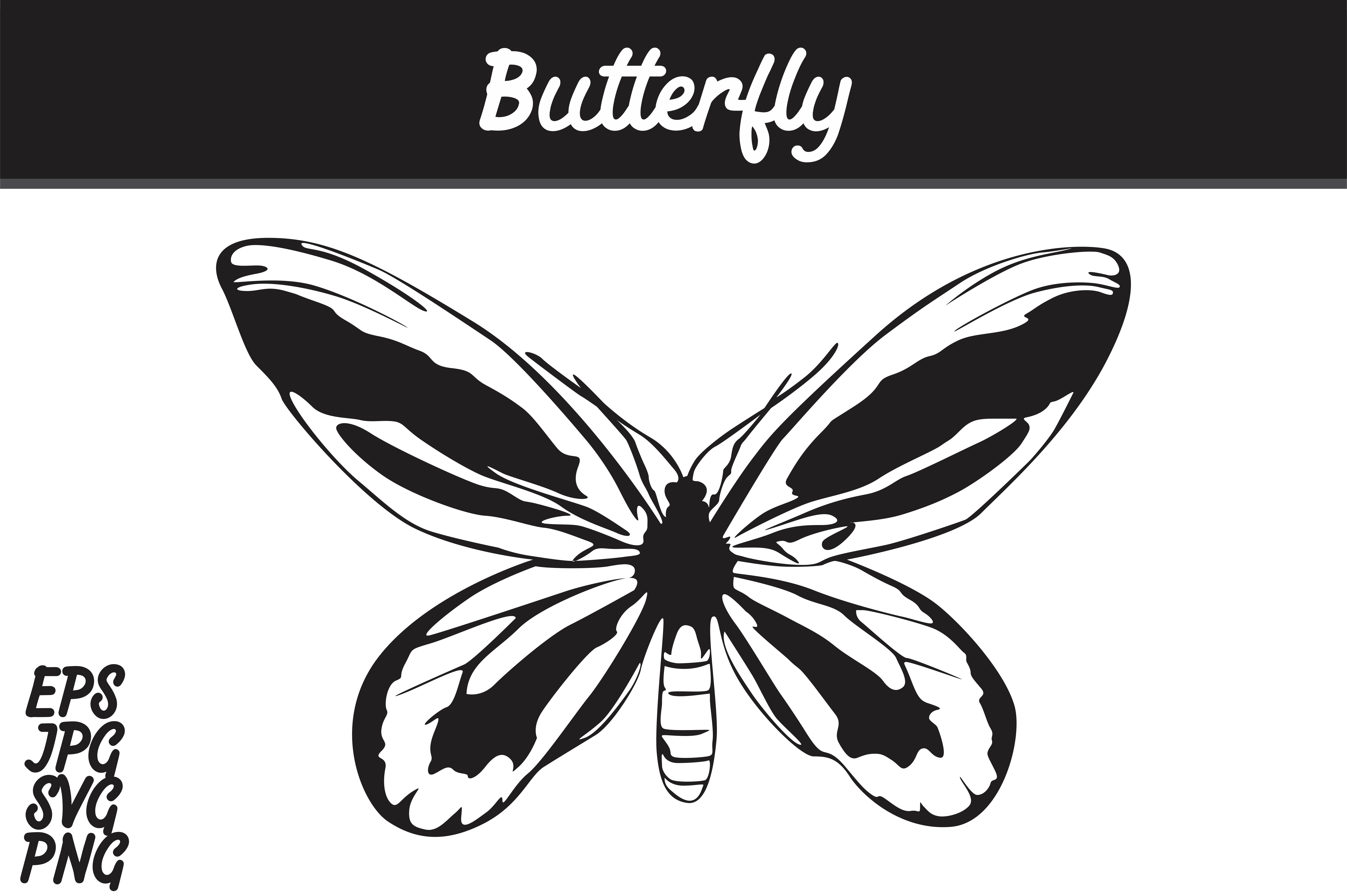 Download Free Butterfly Silhouette Svg Vector Image Graphic By Arief Sapta SVG Cut Files