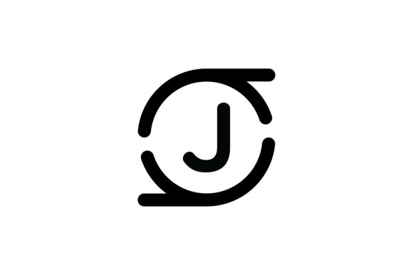 Download Free Button J On The Keyboard Icon Graphic By Newicon Creative Fabrica for Cricut Explore, Silhouette and other cutting machines.