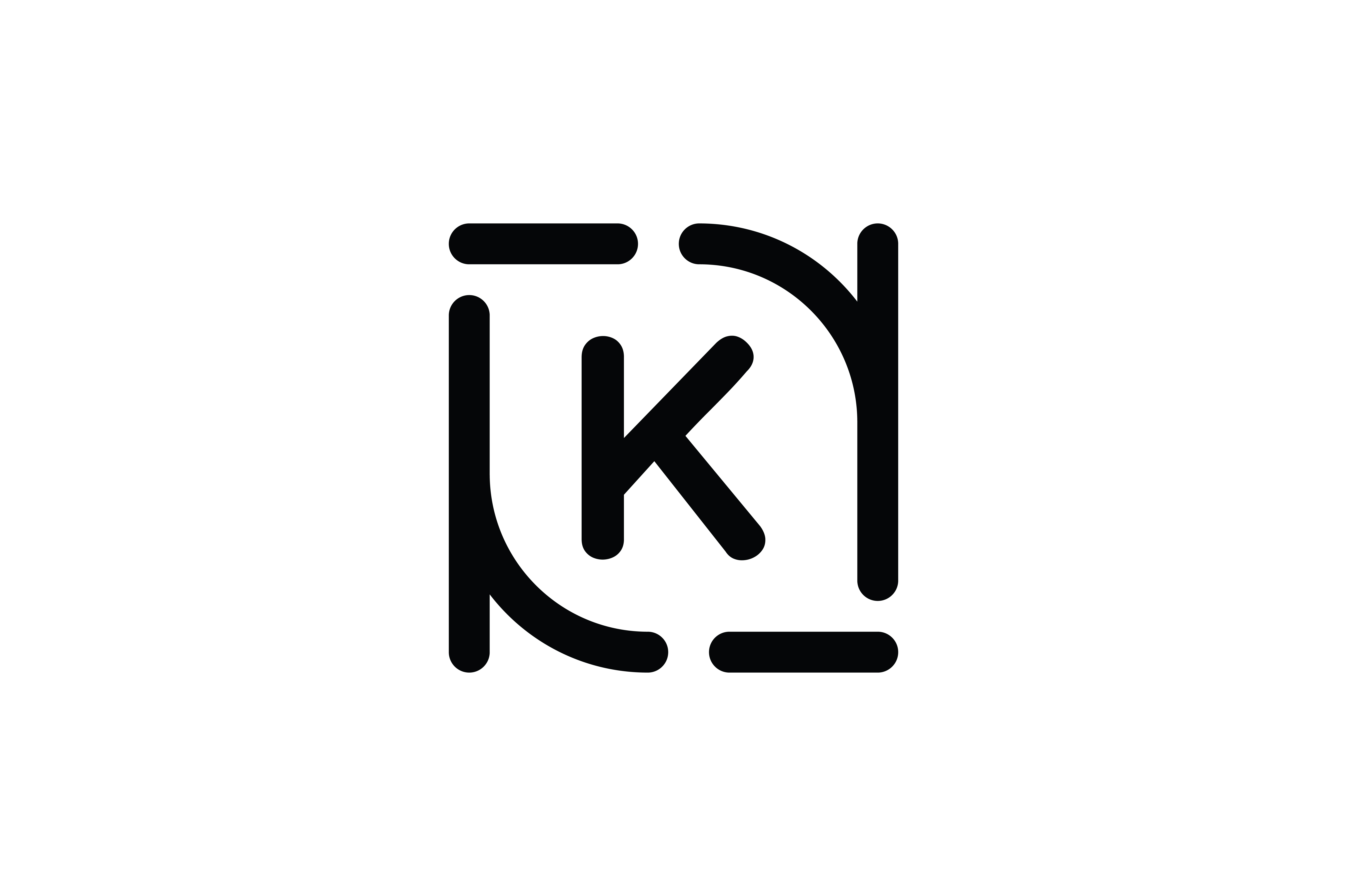 Download Free Button K On The Keyboard Icon Graphic By Newicon Creative Fabrica for Cricut Explore, Silhouette and other cutting machines.