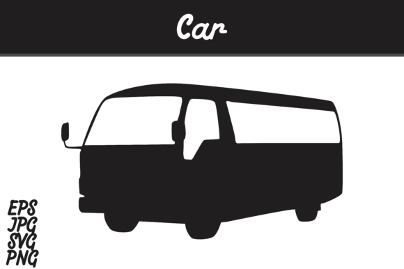 Car Silhouette Svg Vector Image Graphic By Arief Sapta Adjie