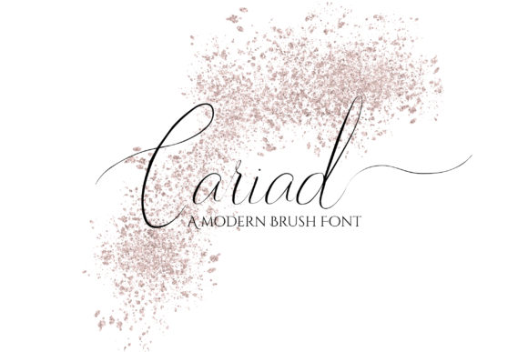 Download Free Bradley Font By Kylie Ellway Creative Fabrica for Cricut Explore, Silhouette and other cutting machines.