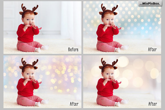 Christmas Backgrounds Graphic By MixPixBox Image 2