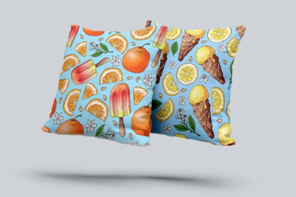 Citrus Sweets Graphic By nicjulia Image 4