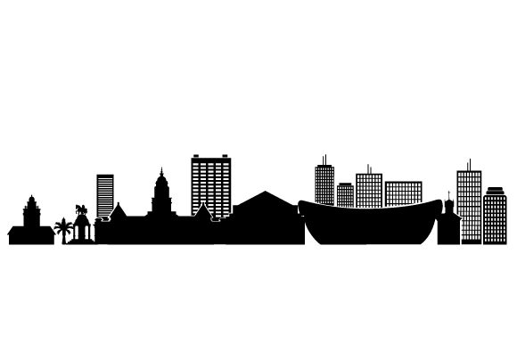 Download Free Cityscape Of Cape Town Svg Cut File By Creative Fabrica Crafts for Cricut Explore, Silhouette and other cutting machines.