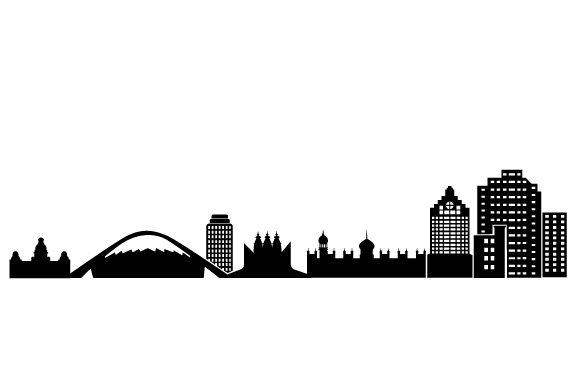 Download Free Cityscape Of Durban Svg Cut File By Creative Fabrica Crafts for Cricut Explore, Silhouette and other cutting machines.
