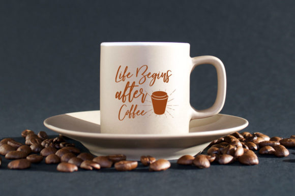 Download Free Coffee Svg Graphic By Palashinc Creative Fabrica for Cricut Explore, Silhouette and other cutting machines.