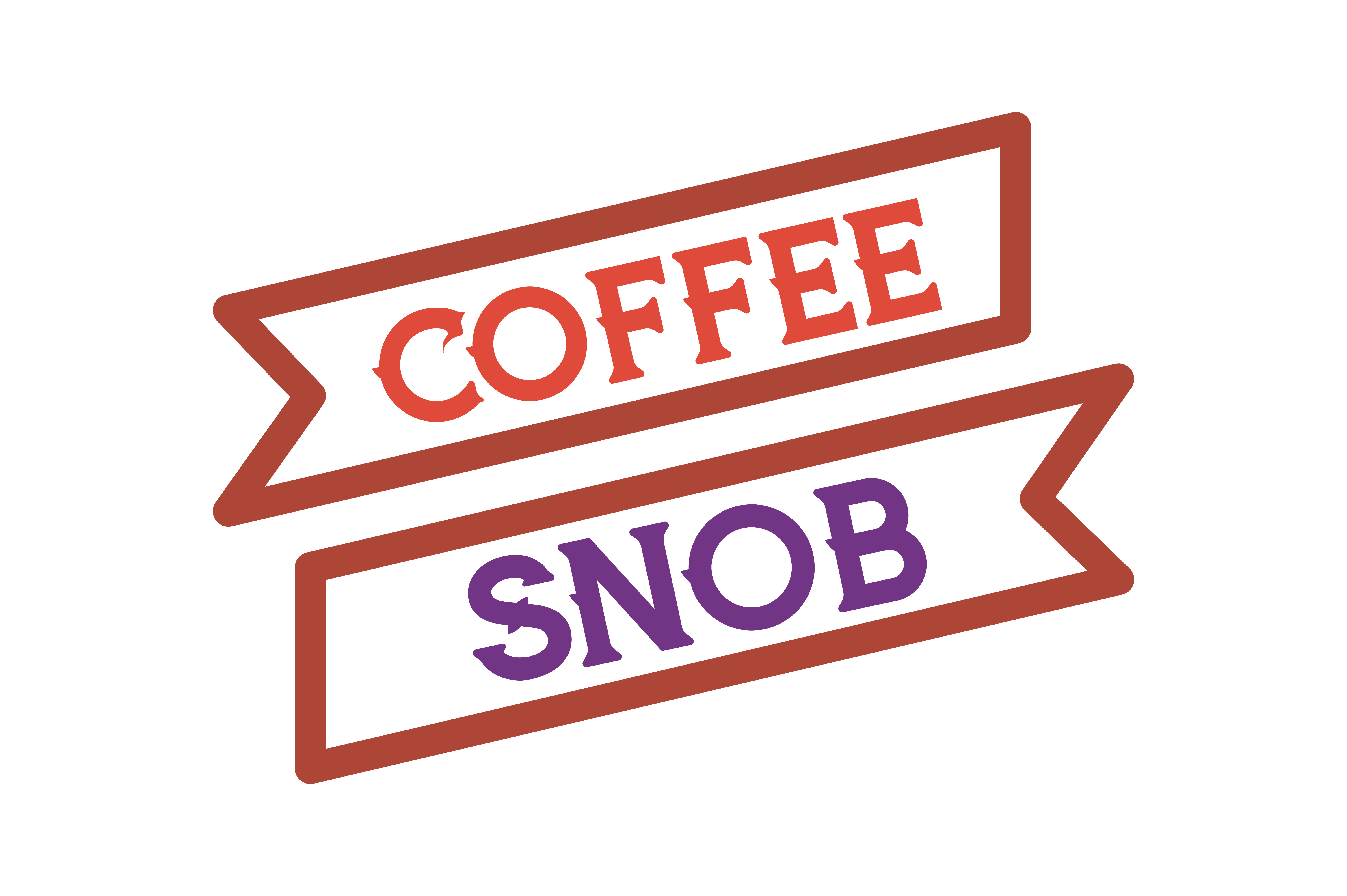 Download Free Coffee Snob Quote Svg Cut Creative Fabrica for Cricut Explore, Silhouette and other cutting machines.