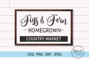Country Market Graphic By Jessica Maike
