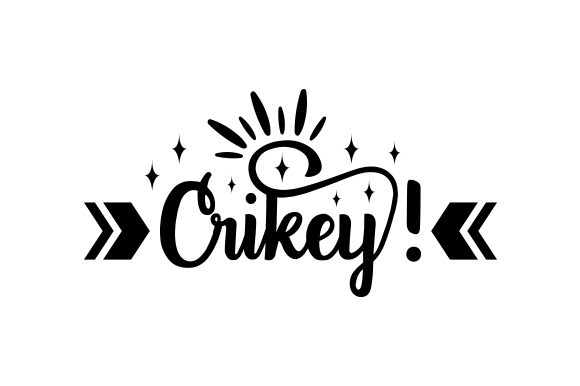 Download Free Crikey Svg Cut File By Creative Fabrica Crafts Creative Fabrica for Cricut Explore, Silhouette and other cutting machines.
