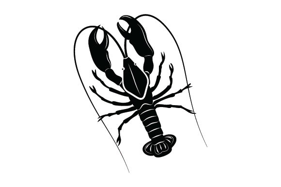 Download Free Crustacean Design Svg Cut File By Creative Fabrica Crafts for Cricut Explore, Silhouette and other cutting machines.