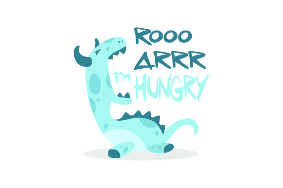 Download Free Cute Dinosaur Illustration Graphic By Rini Isneni Creative Fabrica for Cricut Explore, Silhouette and other cutting machines.