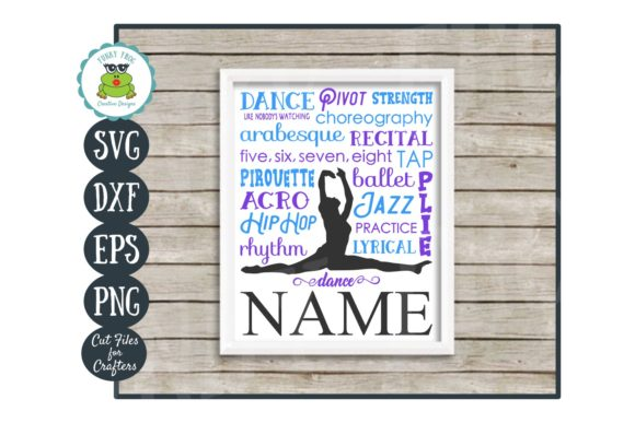 Download Free Dance Subway Art Svg Graphic By Funkyfrogcreativedesigns for Cricut Explore, Silhouette and other cutting machines.