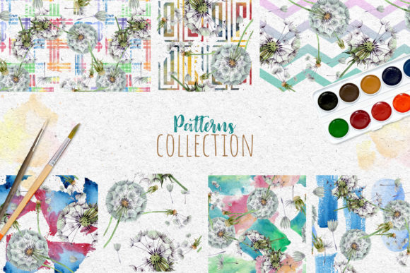 Dandelion Watercolor Png Graphic By MyStocks Image 4