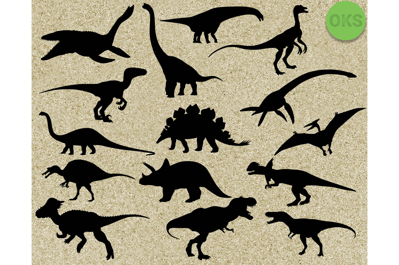 Download Free Dinosaur Files Graphic By Crafteroks Creative Fabrica for Cricut Explore, Silhouette and other cutting machines.