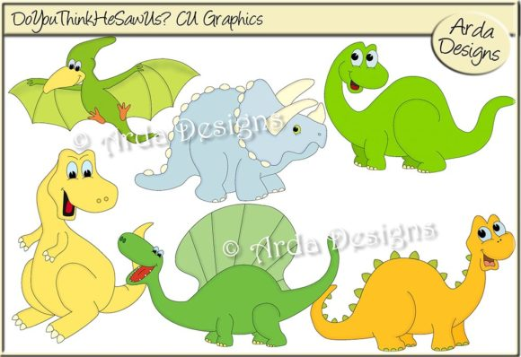 Print on Demand: Do-You-Think_He-Saw-Us?! CU Graphics Graphic Illustrations By Arda Designs