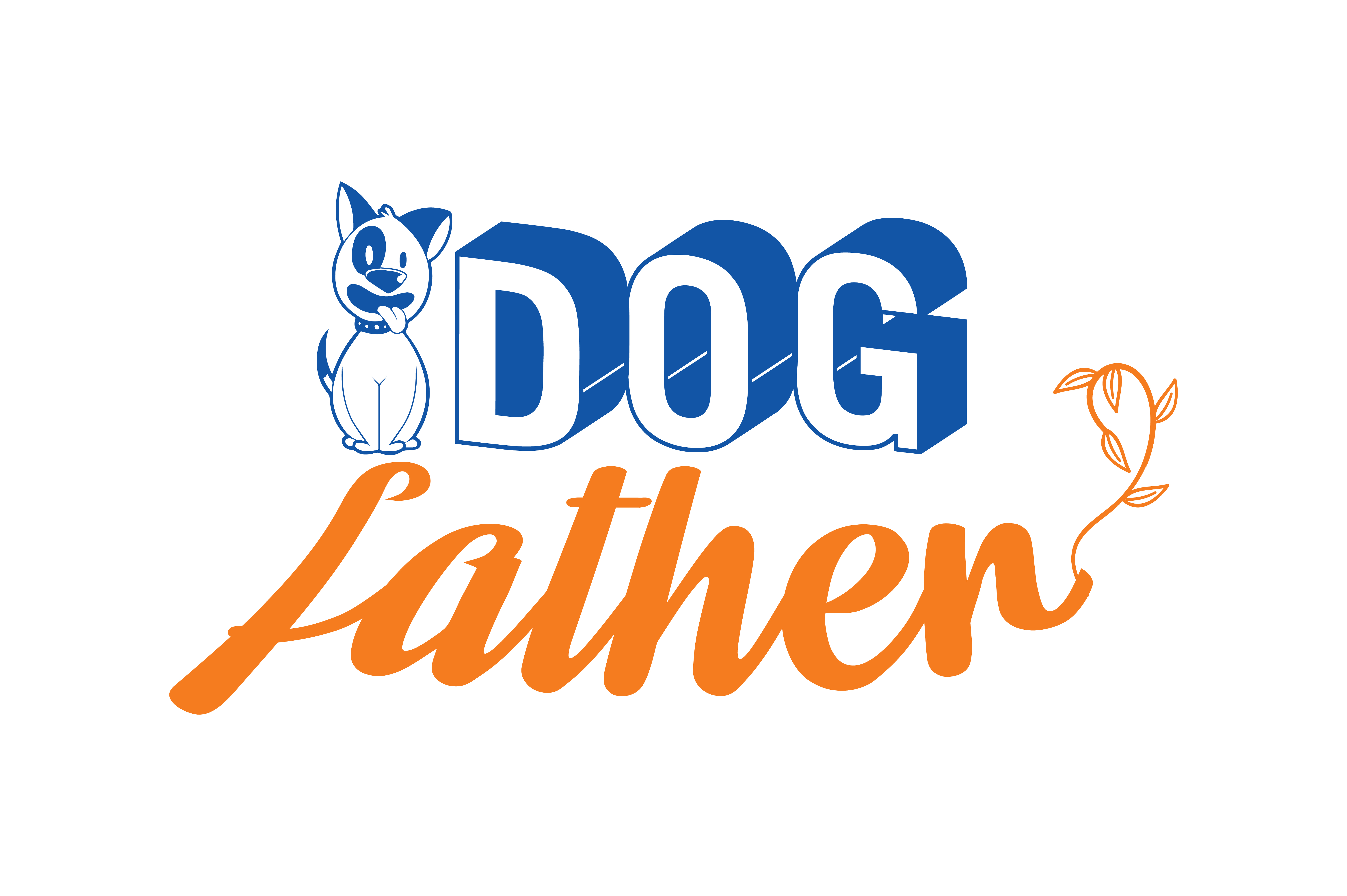 Download Free Dog Father Quote Svg Cut Graphic By Thelucky Creative Fabrica for Cricut Explore, Silhouette and other cutting machines.