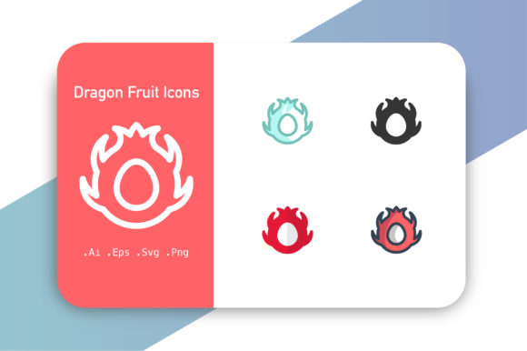 Download Free Dragon Fruit Graphic By Hellopixelzstudio Creative Fabrica for Cricut Explore, Silhouette and other cutting machines.
