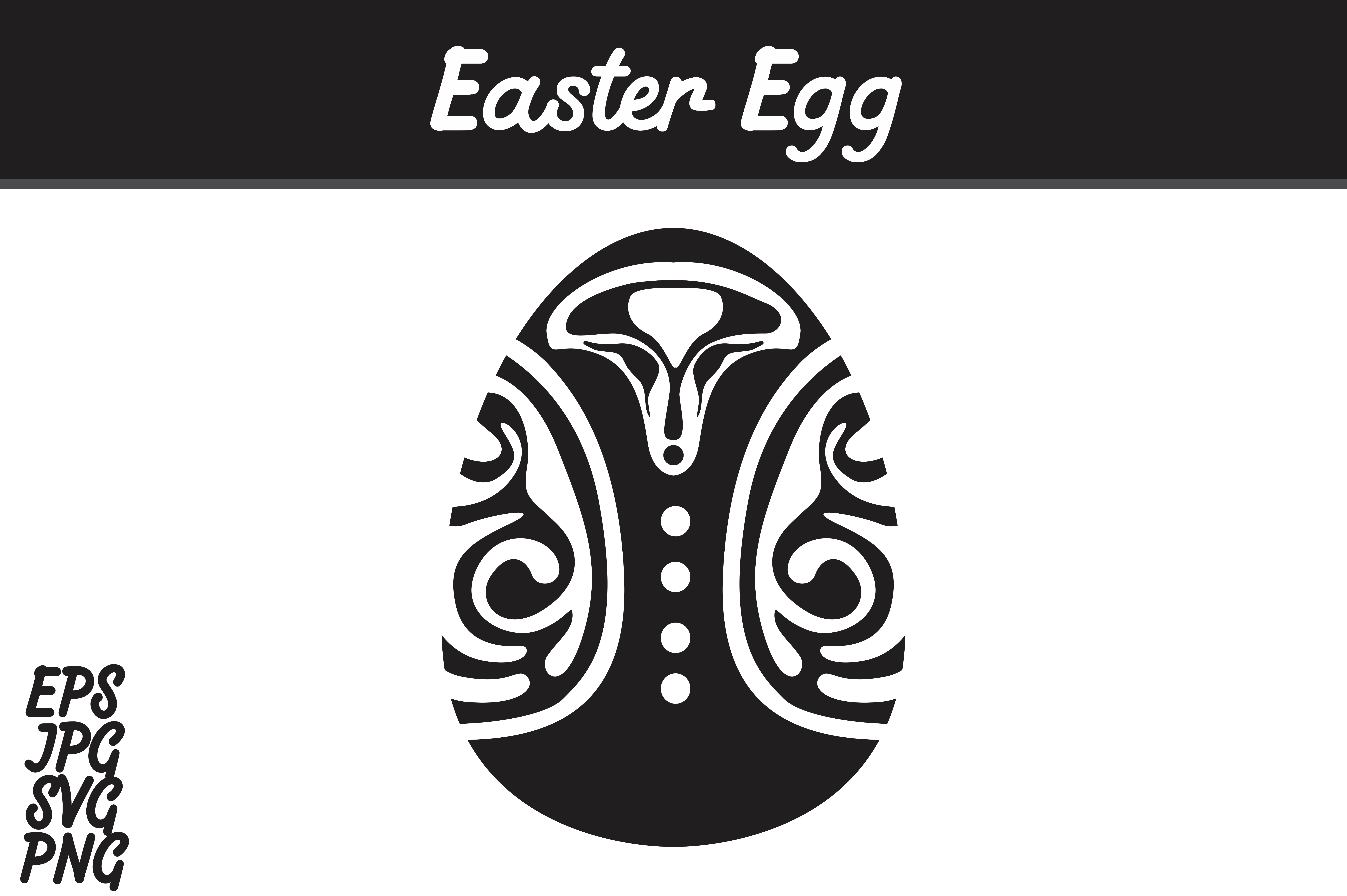Download Free Easter Egg Svg Vector Image Graphic By Arief Sapta Adjie SVG Cut Files