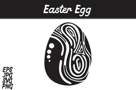 Download Free Easter Egg Svg Vector Image Graphic By Arief Sapta Adjie Ii for Cricut Explore, Silhouette and other cutting machines.