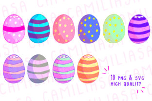 Easter Egg Graphic By Inkclouddesign