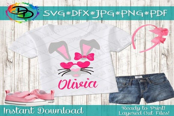 Print on Demand: Easter SVG Graphic Crafts By dynamicdimensions
