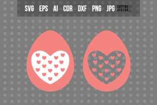 Download Free Egg Graphic By Danieladoychinovashop Creative Fabrica for Cricut Explore, Silhouette and other cutting machines.