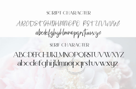 Elegant Fashion Duo Font By Fallengraphic Image 9