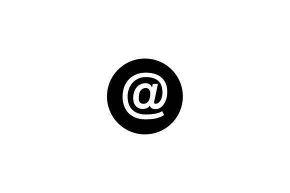 Download Free Email Icon Graphic By Kanggraphic Creative Fabrica for Cricut Explore, Silhouette and other cutting machines.