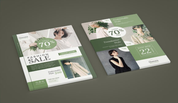 Fashion Flyer Graphic Download