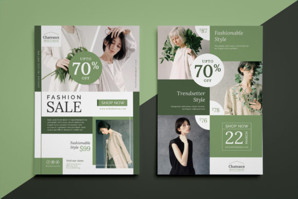 Fashion Flyer Graphic
