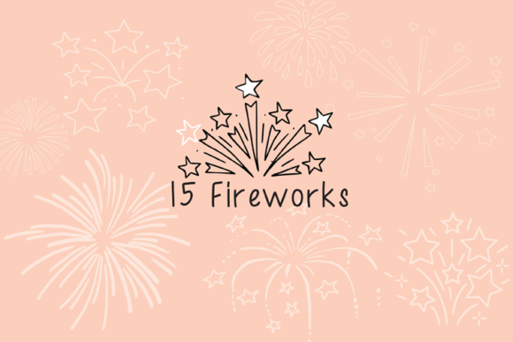 Fireworks Graphic Illustrations By carrtoonz