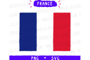 France Europe PNG Graphic By Inkclouddesign