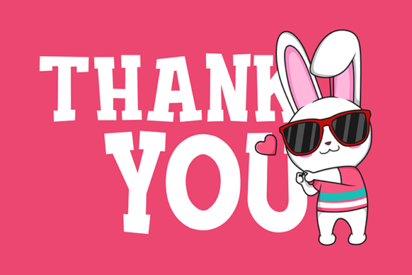 Funkie Bunny SVG Graphic By fadhil figuree Image 8