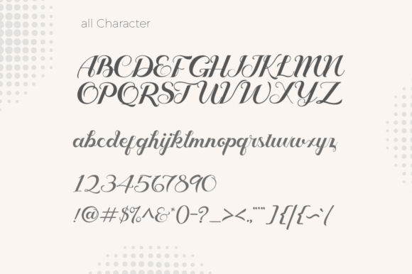 Geruthu Font By Grontype Image 3